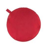 Meditation Cushion 13cm high - Red