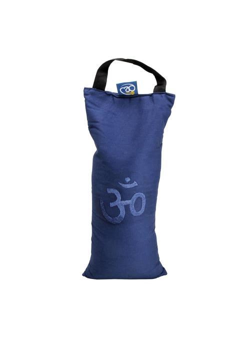 Yogamad Yoga Zandzak 5kg - Blauw