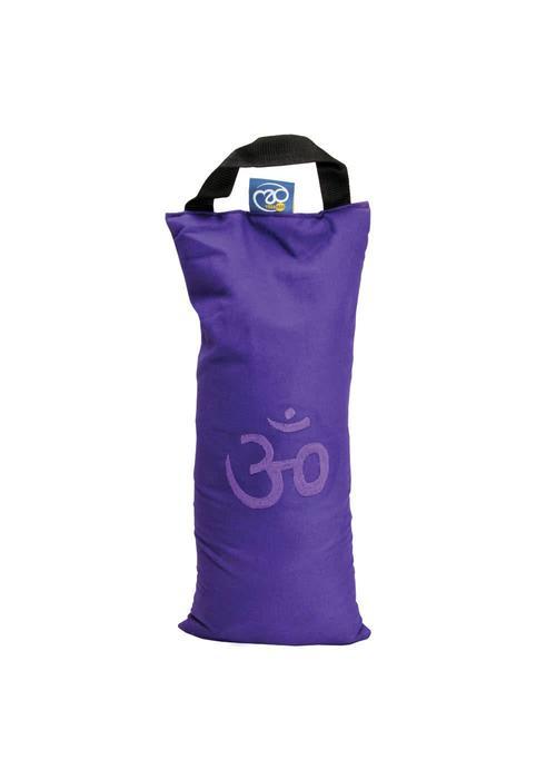 Yogamad Yoga Sandbag 5kg - Purple