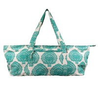 Yoga Prop Bag Deluxe - Green