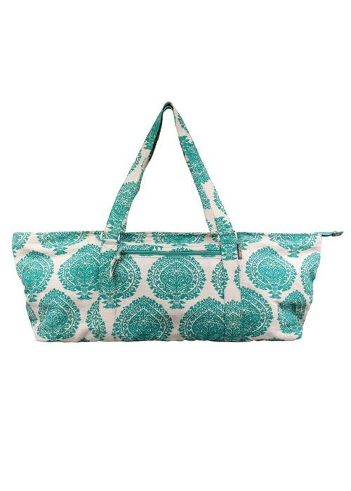 Yogamad Yoga Prop Bag Deluxe - Green