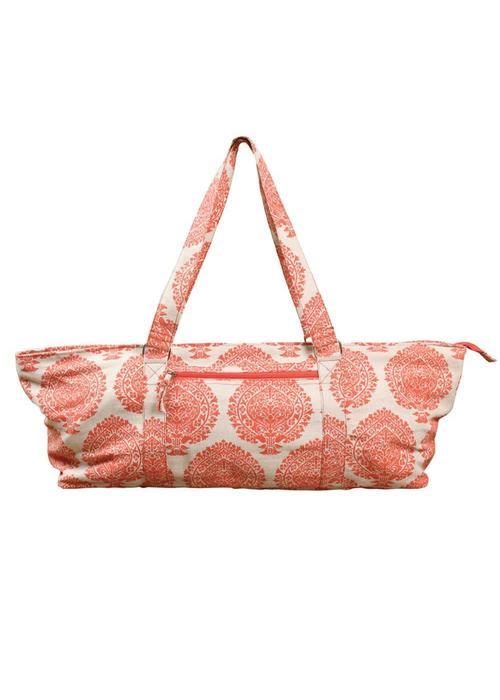 Yogamad Yogatas Prop Bag Deluxe - Orange