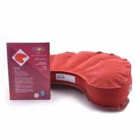 Meditation Cushion Inflatable Half Moon - Red
