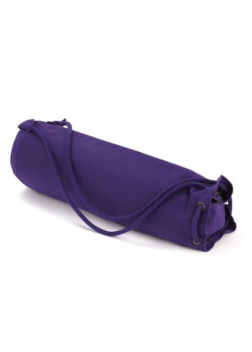Yogamatters Drawstring Yoga Mat Bag - Purple