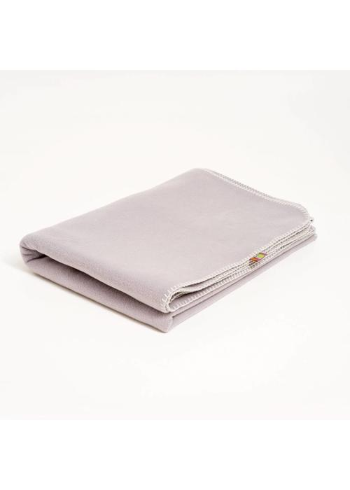 Yogamatters Yoga Blanket Fleece - Cool Grey