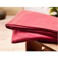 Yoga Blanket Fleece - Grapefruit