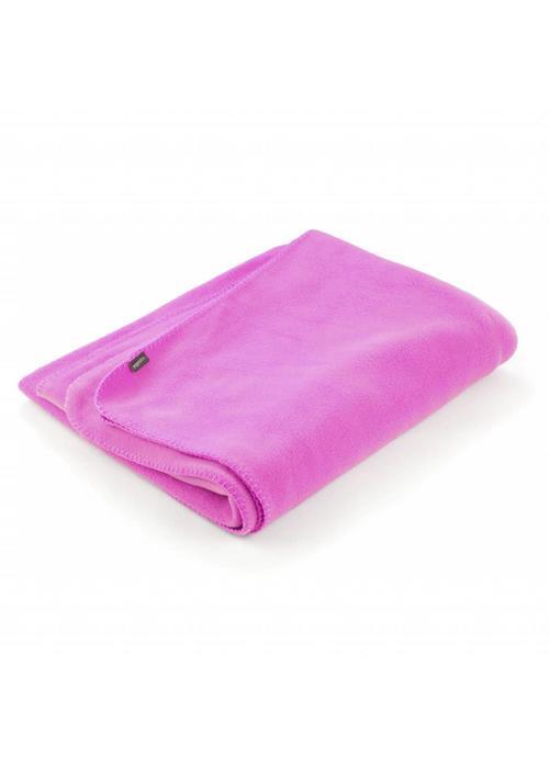 Yogamatters Yoga Blanket Fleece - Pink