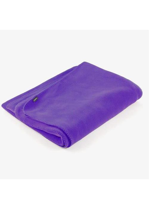 Yogamatters Yoga Blanket Fleece - Purple