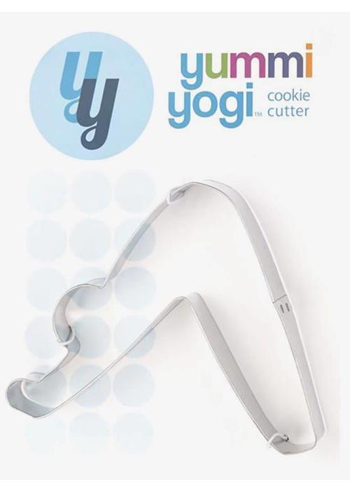 Yummi Yogi Yoga Cookie Cutter - Downward Dog