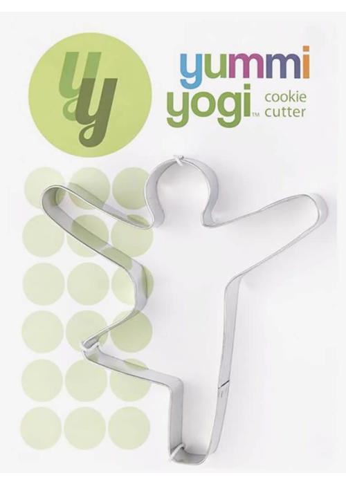 Yummi Yogi Yoga Cookie Cutter - Tree Pose