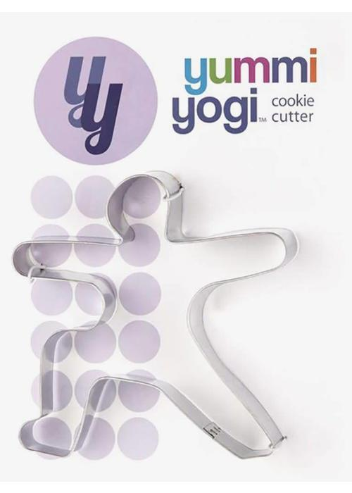 Yummi Yogi Yoga Koekvormpje - Warrior 2