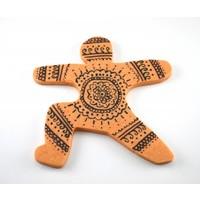 Yoga Cookie Cutter - Warrior 2