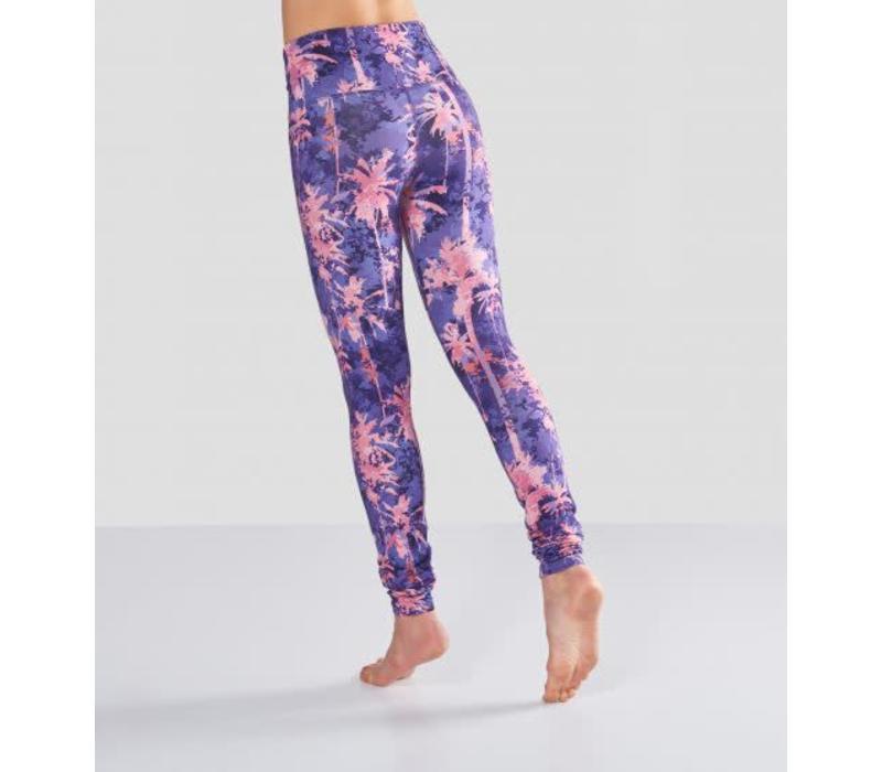 Urban Goddess Satya Yoga Legging - Amethyst