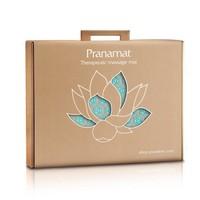 Pranamat Eco Mini - Natural/Turquoise