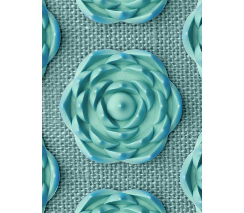 Pranamat Eco Mini - Turquoise/Turquoise