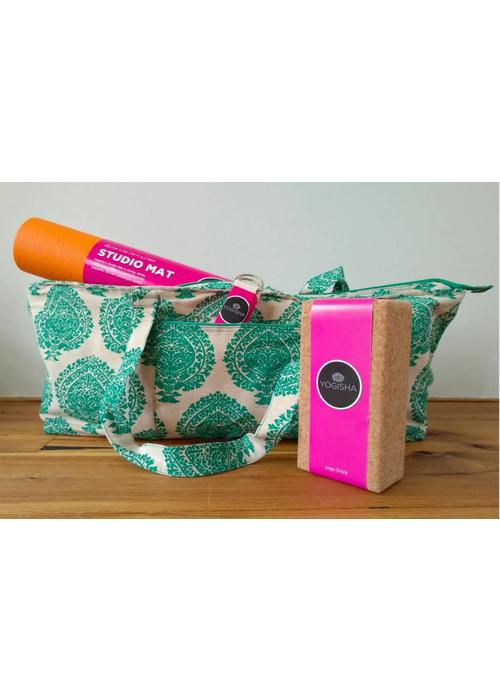 Yogisha Yogisha Starter Kit - Mint Green