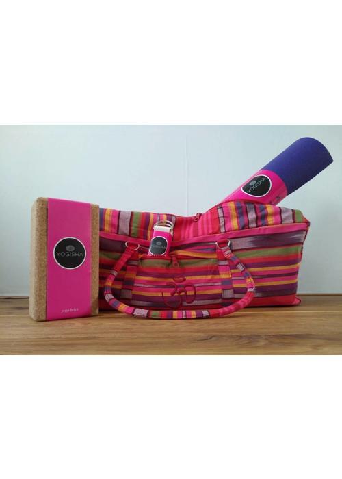 Yogisha Yogisha Starters Kit - Roze