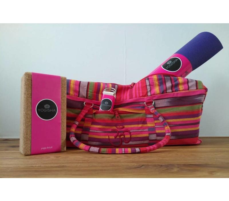 Yogisha Starter Kit - Pink