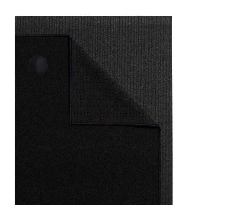 Yogitoes Yoga Towel 183cm 67cm - Onyx