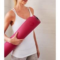 Manduka WelcOMe Yoga Mat 172cm 61cm 5mm - Magenta Thunder