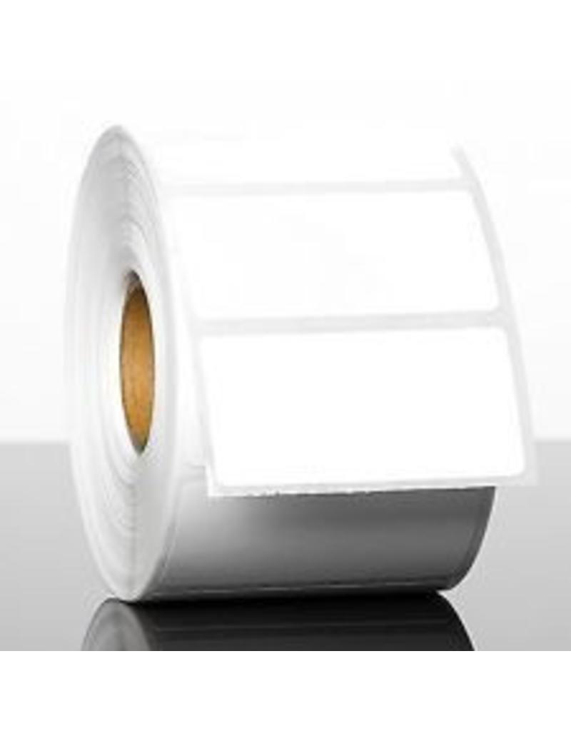 Zebra Thermal Label 1,25 x 1,00 (32x25) - PERMANENT - 12 rollen