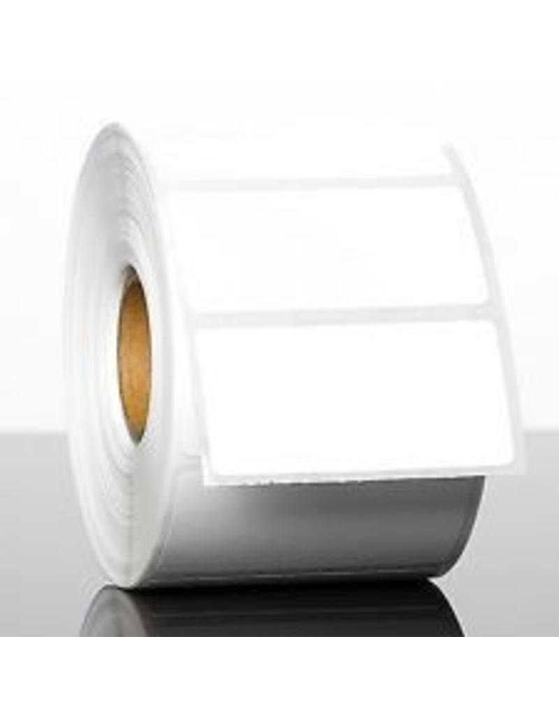 Zebra Thermal Label 2,25 x 1,25 (57x32) - REMOVABLE -12 rollen