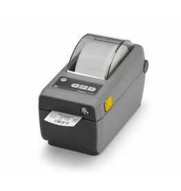 Zebra ZD410 labelprinter USB via computer