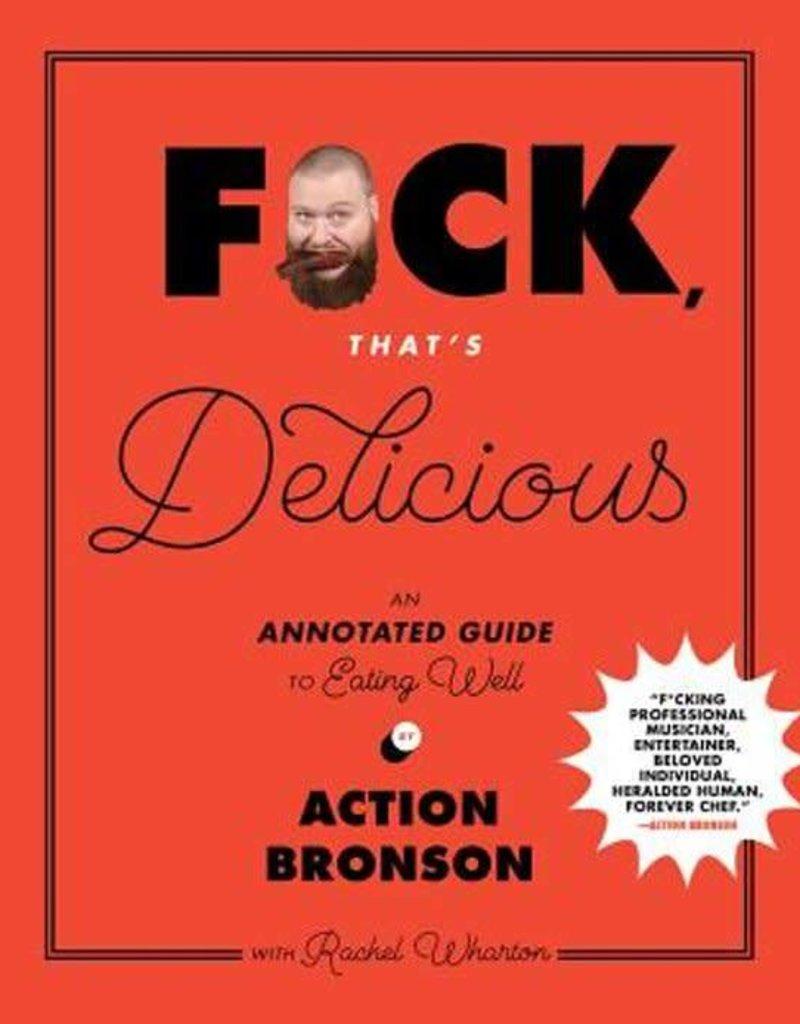 Boeken - Fuck Delicious