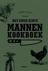 Boeken - Het Enige Echte Mannen Kookboek