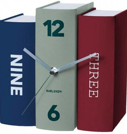 Karlsson Klok - Boekenstandaard 3 kleuren