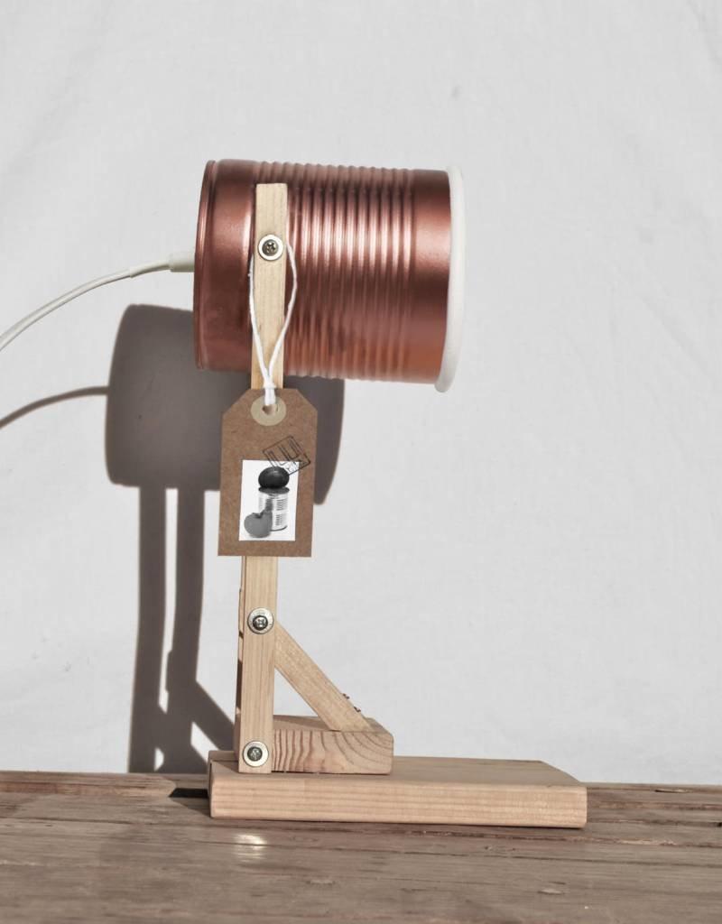 Tafel lamp - Koper