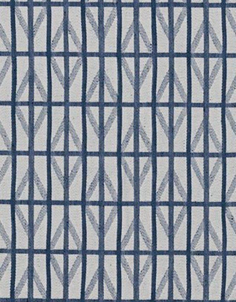 TEXTIELMUSEUM - Droogdoek - Raw Color - Blue