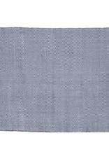 Vloerkleed - blauw