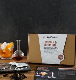 Plant 'n Grow Whiskey & Bourbon