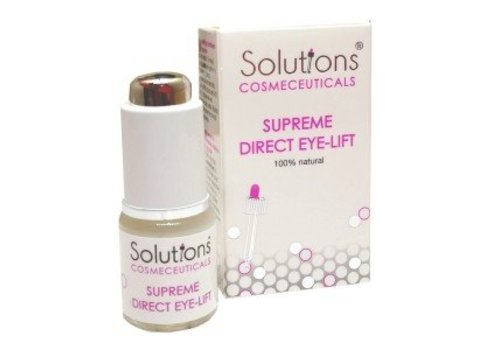 Solutions Cosmesuitical Solutions Cosmeceuticals SUPREME DIRECT EYE-LIFT