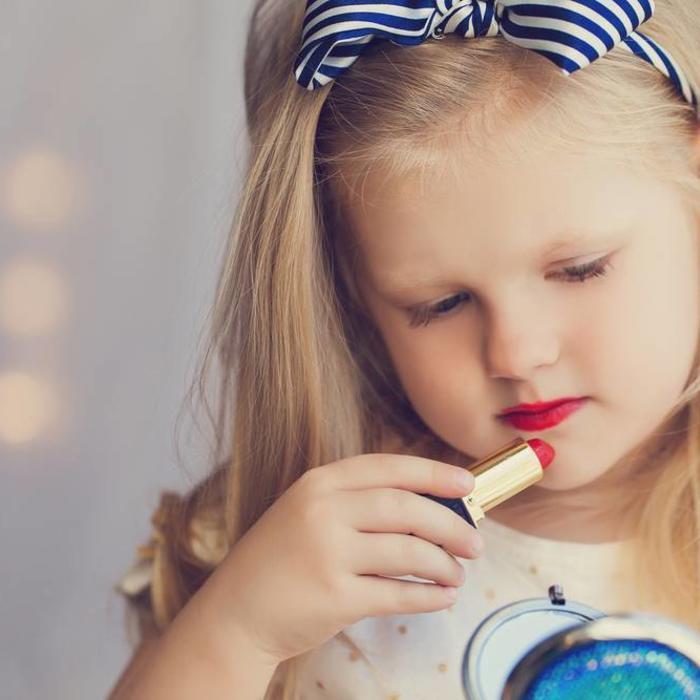 Make-up voor kinderen