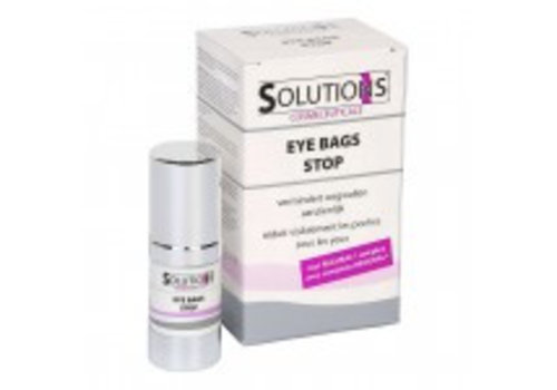 Solutions Cosmesuitical Solutions Cosmeceuticals  Eyebags stop