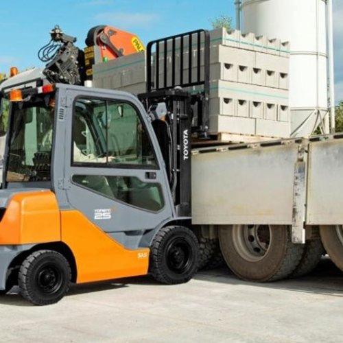 Diesel Heftruck 2.5 ton