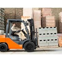 Diesel Heftruck huren 3.5 ton