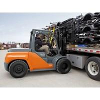Diesel Heftruck huren 7.0 ton