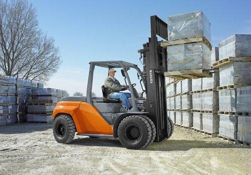 Diesel Heftruck 8.0 ton