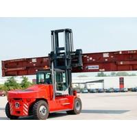 Diesel Heftruck huren 16 ton