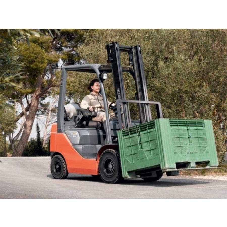 LPG Heftruck 1.5 ton