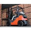 Sky High Rental LPG Heftruck huren 2.5 ton