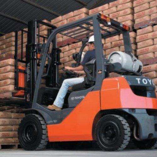 LPG Heftruck 2.5 ton