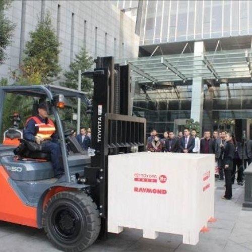 LPG Heftruck 5.0 ton