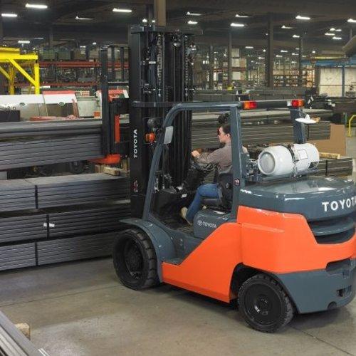 LPG Heftruck 6.0 ton