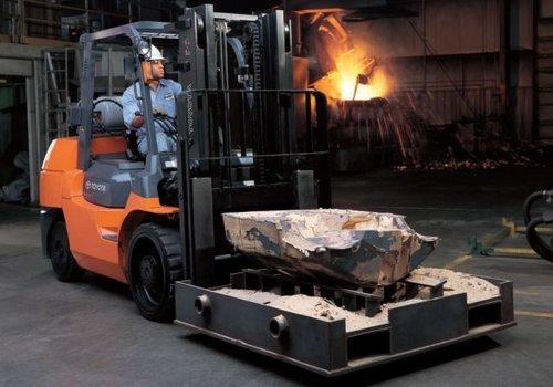 LPG Heftruck 8.0 ton