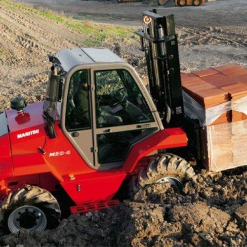 Ruw Terrein Heftruck 3.0 ton
