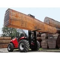 Ruw Terrein Heftruck huren 5.0 ton